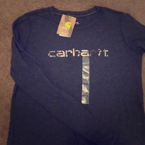 NWT carhartt long sleeve t-shirt ❤️